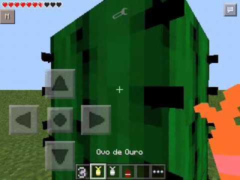 Minecraft PE 0.10.5 | OVO DE PASCOA MOD