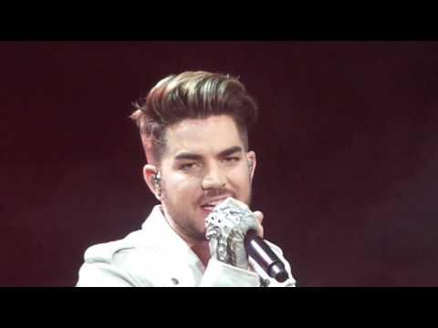 Adam Lambert - The Light (FULL) Hidalgo,TX MixMas2015 11/30/15