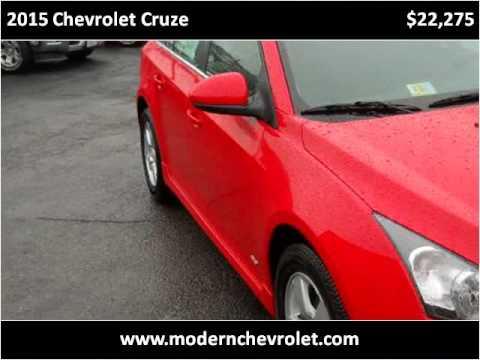 2015 Chevrolet Cruze New Cars Honaker VA. Modern Chevrolet Sales