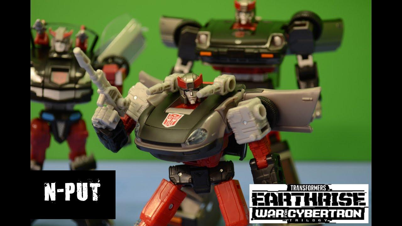 Transformers Earthrise Bluestreak Reveiw by N-PUT