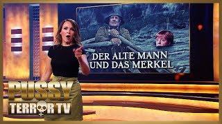 Drama ums Asylrecht! Der alte Mann und das Merkel