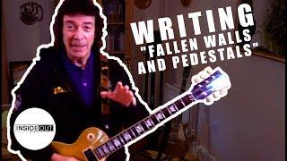 """STEVE HACKETT - Talks writing """"Fallen Walls And Pedestals"""" (Interview)"""