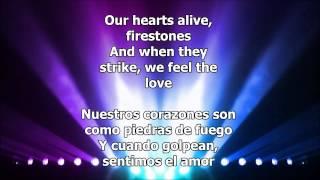 Kygo - Firestone ft. Conrad Sewell  Subtitulada Español Lyrics