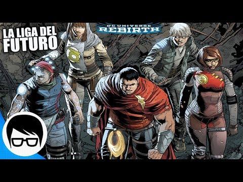 LOS HIJOS DE LA LIGA DE LA JUSTICIA | Justice League Rebirth #26 | COMIC NARRADO