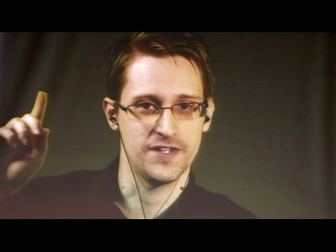 Snowden makes his case for presidential pardon