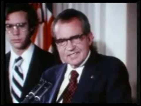 Nixon Farewell Speech to Whitehouse Staff
