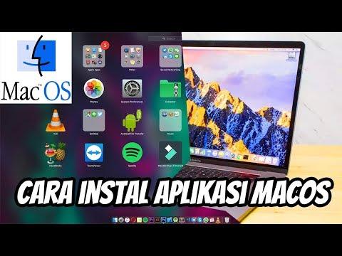 Install Aplikasi Di Macbook Itu Kayak Gimana Sih?