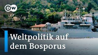 Istanbul: Schiffsspotter vom Bosporus sieht Ereignisse der Weltpolitik voraus | Fokus Europa