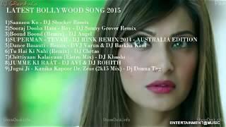 Hindi remix song 2015 January ☼ Nonstop Dance Party DJ Mix No.9.2. HD