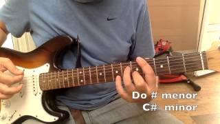 """Cómo tocar con guitarra """"Daiquiri Blues"""" de Quique González"""