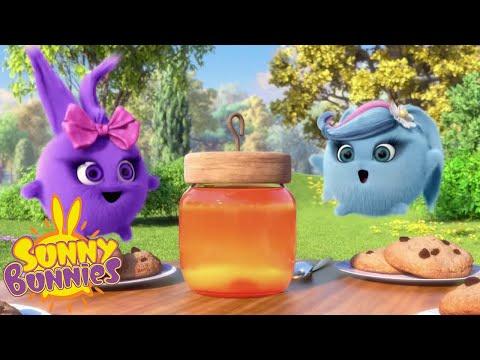 Cartoons For Children   SUNNY BUNNIES - Big 'Bee' Boo   Season 4   Cartoon