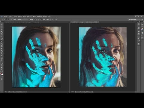 Color Study - Digital Painting in Photoshop - Alisa Mp3