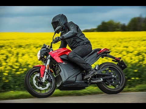 2017 Zero Dsr Motorcycle Review And Test Ride Completely Electric