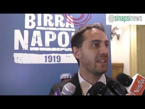 Birra Napoli, la nuova Peroni dedicata alla città