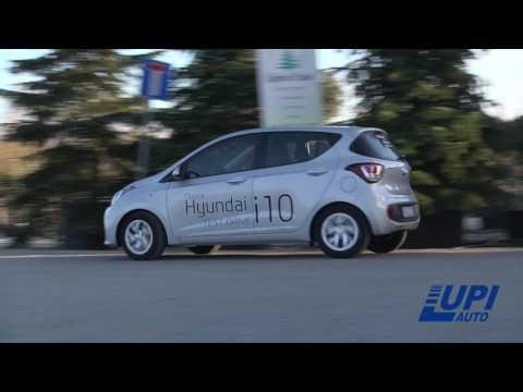 Prova Hyundai i10 2017 by Lupi Auto Pistoia