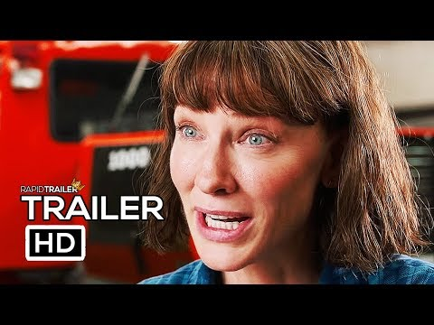 WHERE'D YOU GO, BERNADETTE Official Trailer #2 (2019) Cate Blanchett, Kristen Wiig Movie HD