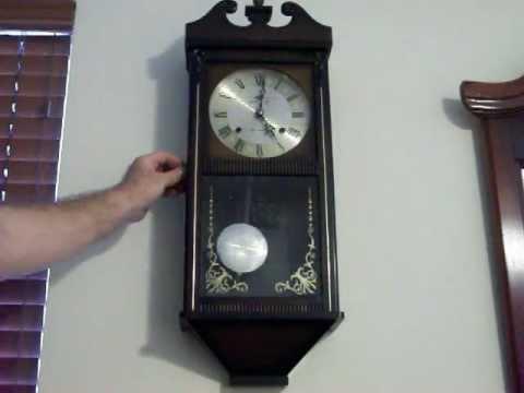 Takeda Ornate Wall Clock