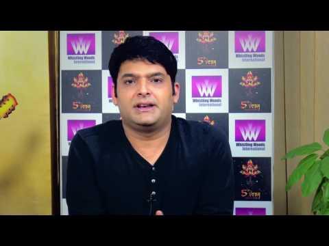 Kapil Sharma Introducing India's First Online Film School