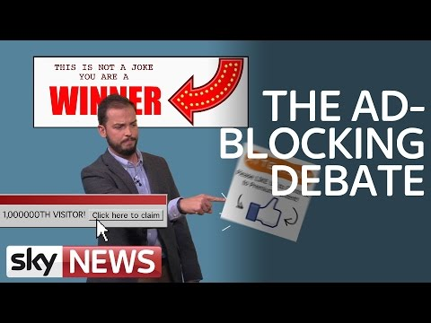 Swipe | The Ad-Blocking War And Wikipedia