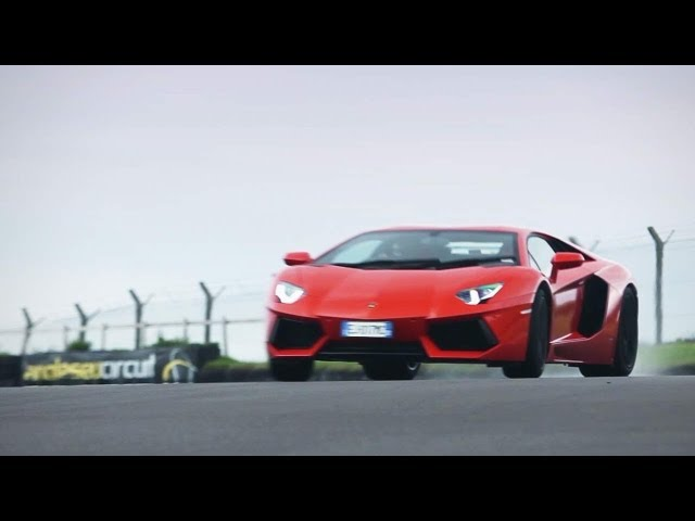 Lamborghini Aventador Lp700 4 Car And Driver Video Watch Now