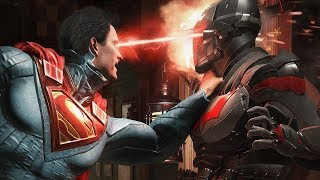 Injustice 2 Review: A Phenomenal Fighter That Restores Your Faith In DC