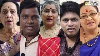 Celebrities About Annapurnamma Gari Manavadu Movie | Thagubothu Ramesh