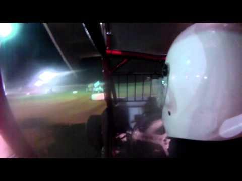 Sprint Series of Texas 9/14/13 Southern Oklahoma Speedway A main onboard #71 Kurt Summers