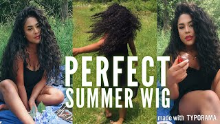 Perfect Curly Hair | Its A Wig! 360 All Around Lace- Tamara