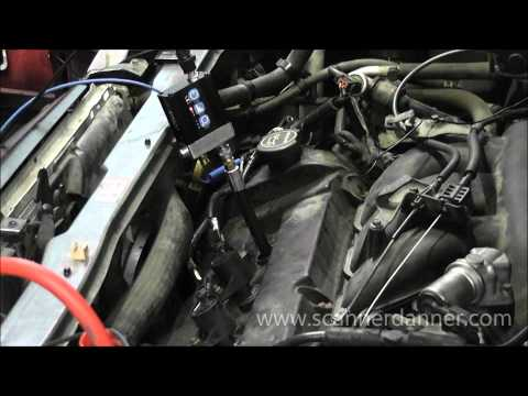 2002 Ford Escape 3.0 Misfire - ignition coils connected wrong