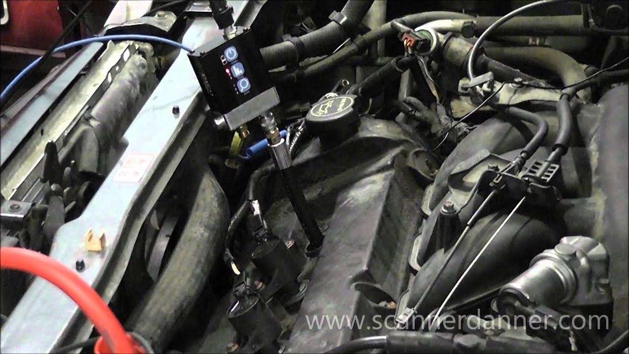 2002 Ford Escape 30 Misfire  ignition coils connected