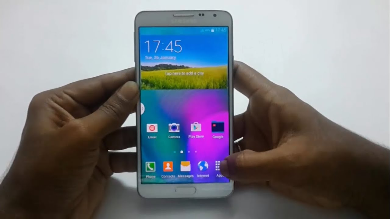 galaxy s6 rom for note 3 neo install