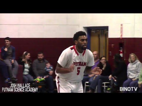 Putnam Science Academy's Josh Wallace HAS GAME !!!!