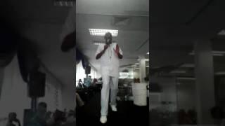 Bishop (Dr) Cwezu Ndlovu ... if God is on my side