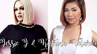 If FILIPINO singers had FOREIGN vocal sisters | Part 2 | Katrina Velarde, KZ, Morissette Amon