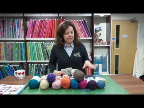 Sara talks about Caron Simply Soft : Part 2
