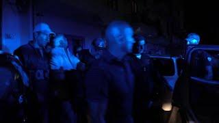 Mafia, in esclusiva le immagini del blitz di Palermo. Con Polizia ed Fbi nel regno degli Inzerillo