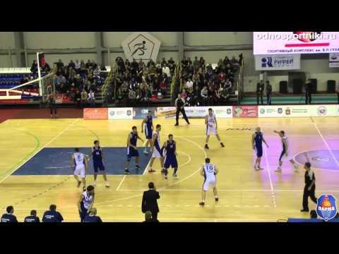 Баскетбол ЧР Парма (Пермь) - Нефтехимик (Тобольск) 1,2 ч.
