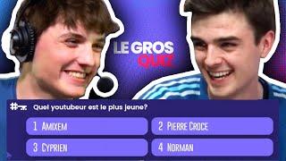 VOUS AFFRONTEZ UN YOUTUBEUR - Le Gros Quiz feat. Micode