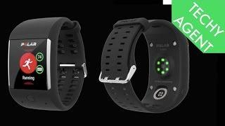 polar announces the polar m600 android wear fitness tracker