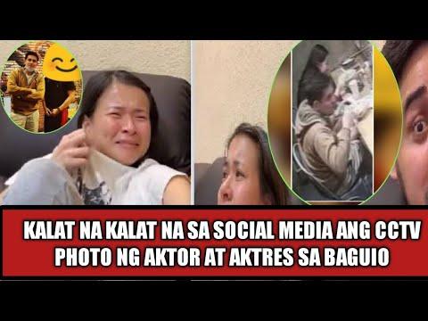 CCTV PHOTO LEAKED ONLINE; NETIZENS TINAWAG NA SIN@NGALING ANG AKTOR -  (2020)