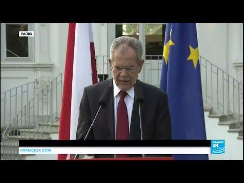 Austria presidential election: Ecologist Van der Bellen wins with 50.3%