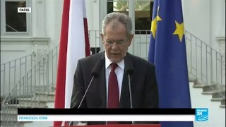 Austria presidential election: Ecologist Van der Bellen wins with 50.3% thumbnail