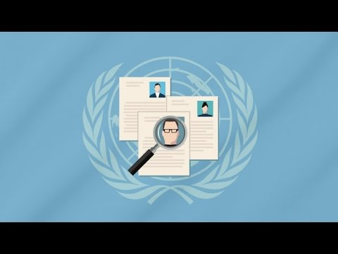 United Nations Jobs Guide - Cover Letter