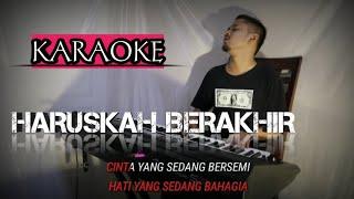 Download HARUSKAH BERAKHIR (Karaoke/Lirik)    Dangdut - Versi Uda Fajar