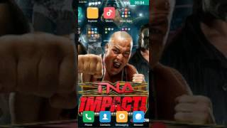 TNA impact cross the line game only 50MB download android device