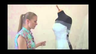 Тренинги/курсы по пошиву свадебного платья от выкройки до готового платья и