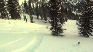 Wasatch Dawn Patrol - November Powder - TRAILER VERSION 2