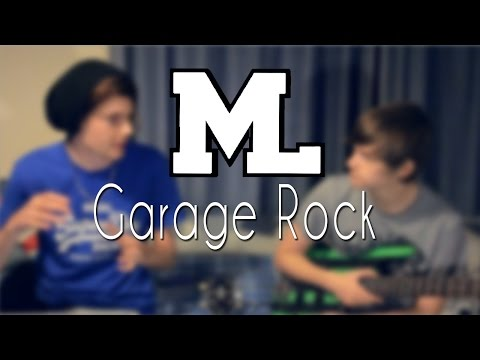 Lets Write a GARAGE ROCK Song!