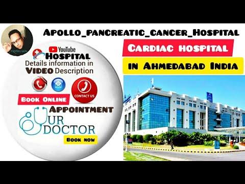 Apollo Pancreatic Cancer Hospital In Ahmedabad India!