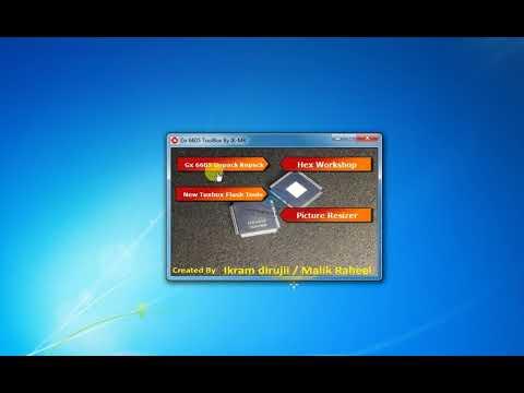 Gx 6605 Toolbox